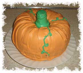 Pumpkin Bundt Cake | Garden Talk